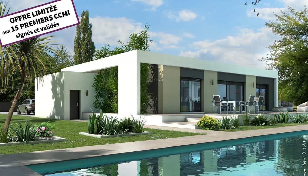 Offre Maisons Clair Logis Provence-Languedoc - 02/2018