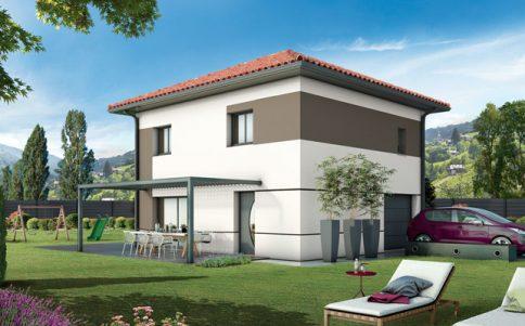 Plan maison gratuit for Plan maison complet
